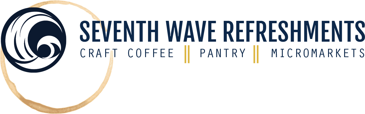 Seventh Wave Refreshments logo