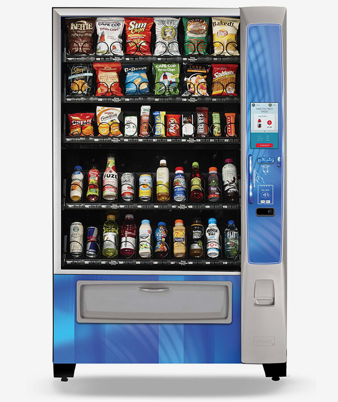 Atlanta beverage vending machines