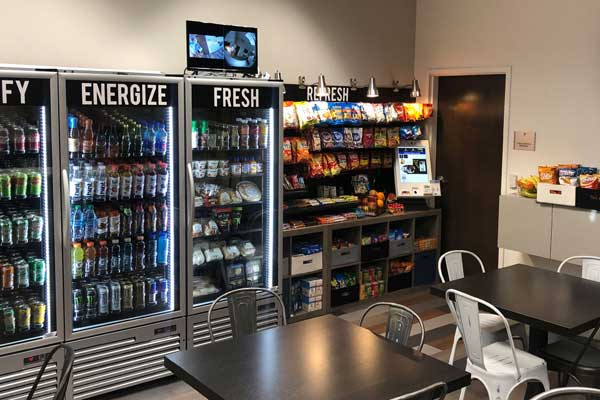 Provider of Coolbreakrooms in Atlanta