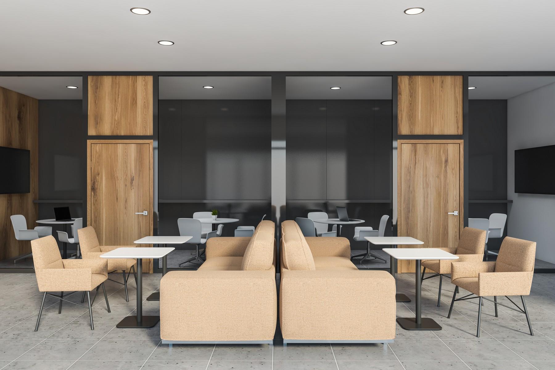 Atlanta Break Rooms | Healthy | Micromarket | Workplace Culture